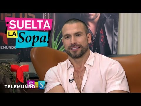 Rafael Amaya habló de nueva temporada de El Señor De Los Cielos  Suelta La Sopa  Entretenimiento