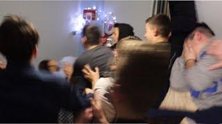 ΞΥΛΟ ΣΤΟ PARTY ΤΟΥ ΓΙΑΝΝΗ !! (ΤΟΝ ΠΡΟΕΙΔΟΠΟΙΗΣΑΝ)