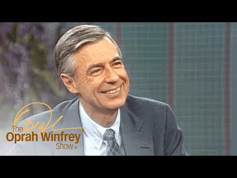 What Fred Rogers Loved Doing Most on Mister Rogers' Neighborhood | The Oprah Winfrey Show | OWN