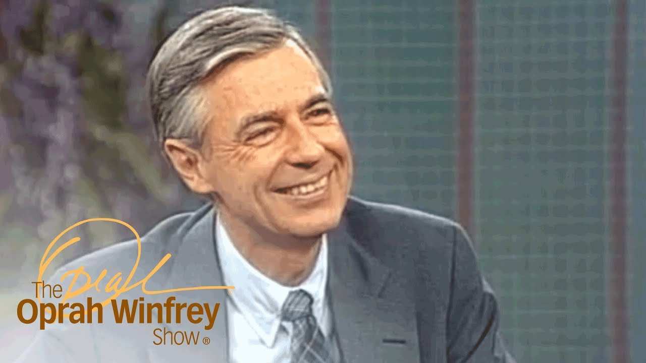 What Fred Rogers Loved Doing Most On Mister Rogers Neighborhood The Oprah Winfrey Show Own Youtube