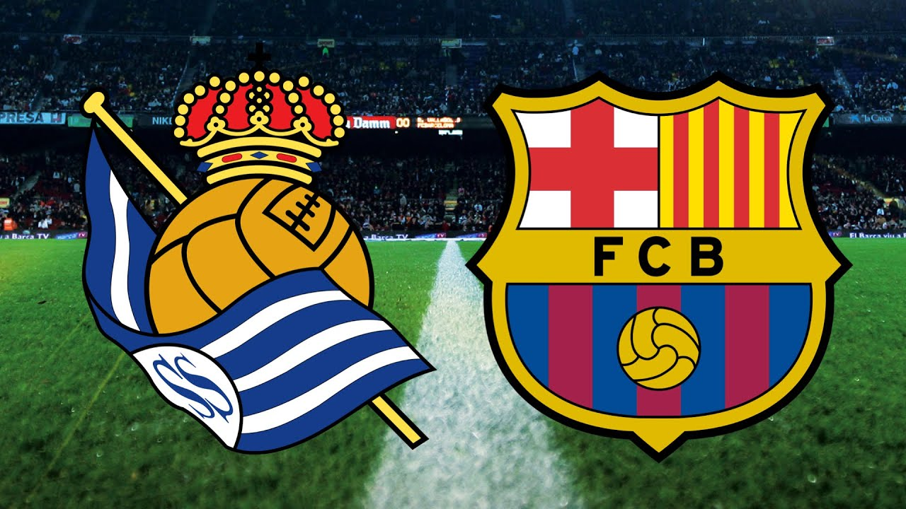 Real Sociedad vs Barcelona, Spanish Super Cup, Semi-Final - MATCH PREVIEW -  YouTube