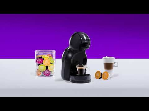 How To Set Up Your NESCAFE DOLCE GUSTO Mini Me Coffee Machine