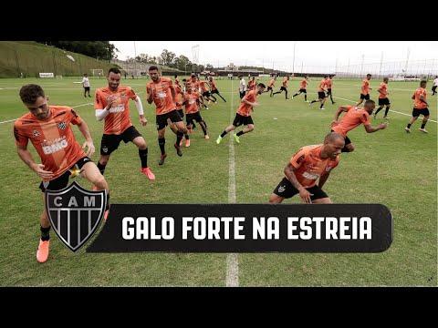 Dudamel garante Atlético forte na estreia