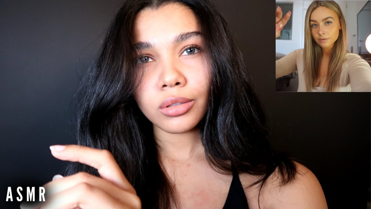 ASMR | Fast & Aggressive Personal Attention | Focus on me | ft. Simply Kel 💛