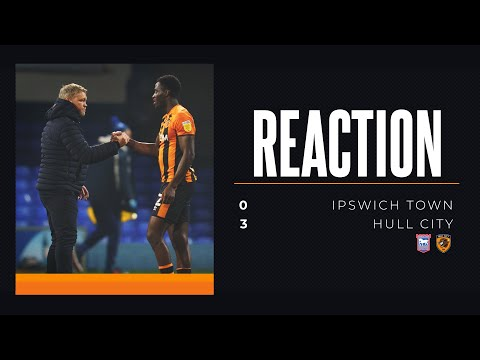 Ipswich Town 0-3 Hull City | Reaction | Sky Bet League One