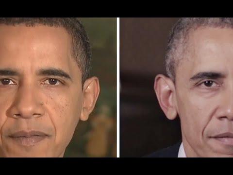 President Obama Timelapse | GOOD