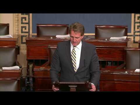 Sen. Jeff Flake Highlights Gorsuch's Respect for Separation of Powers