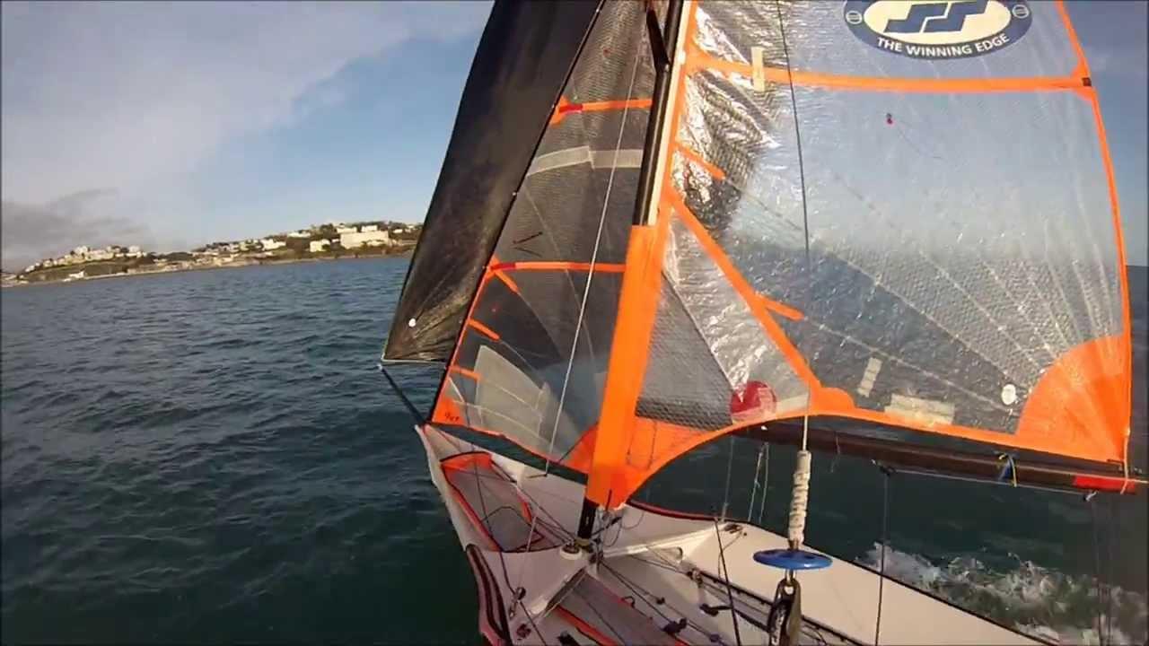 GoPro 29er Sailing USA - YouTube