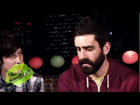 Music Feedback 2012 - Drew from Karnivool talks about mental health