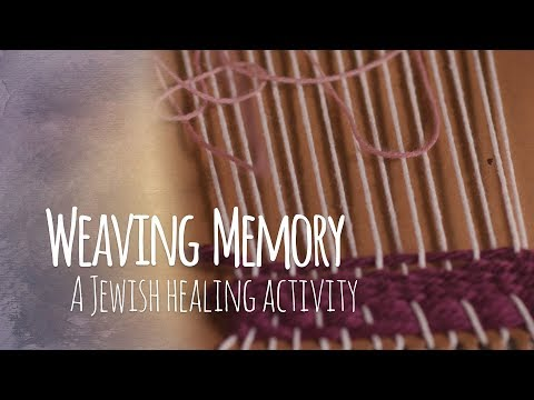 Weaving Memories: A Healing Craft Activity for Mourners