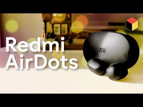 Redmi AirDots – как Apple AirPods, только в 7 раз дешевле!