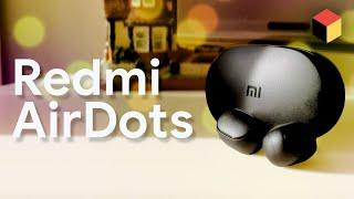 Redmi AirDots – как AirPods, только в 7 раз дешевле и от Xioami!
