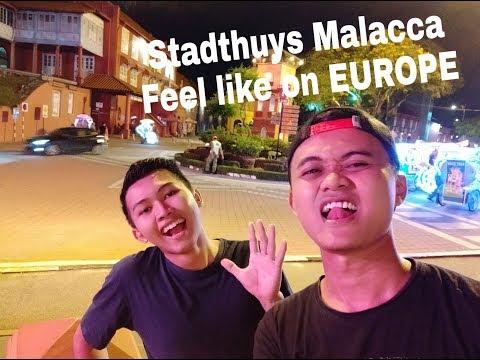 stadthuys- -dataran-merah-melaka-(english-vlog)