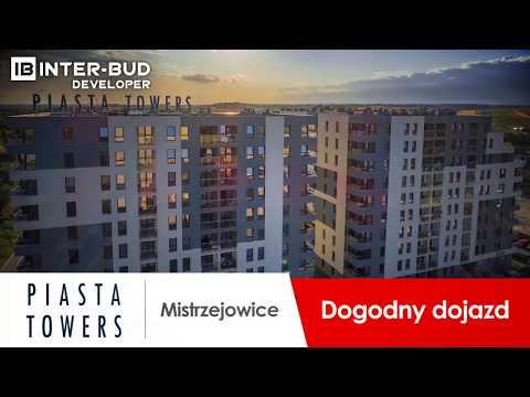 Nowy Rok, Nowe Mieszkania - Piasta Towers w Krakowie