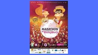 Marathon du Beaujolais - 18 novembre 2017