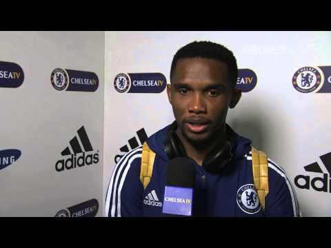Reaction: Mourinho & Eto'o on Man Utd victory