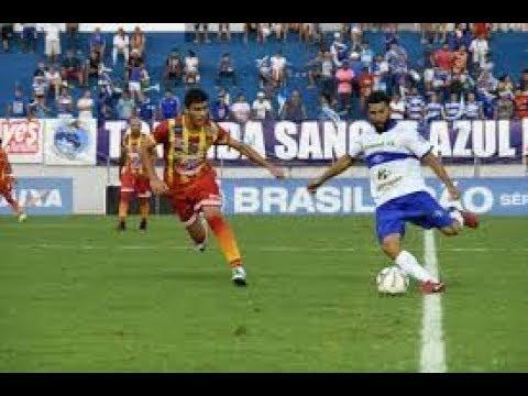 Atlético-AC 5 x 0 Juazeirense - Série C 2018