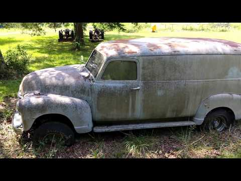 1949 Chevrolet Panel Delivery Truck