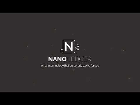 Nano Ledger : Securing Documents And Objects With Blockchain And Nano Printing