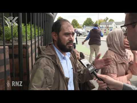 Witnesses escape mosque via window