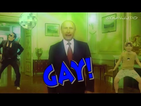 SUPER GAY PUTIN [original]