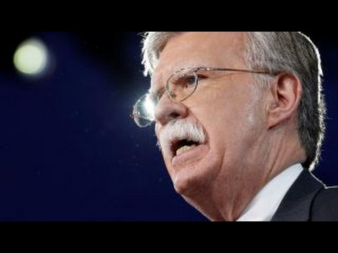 Former UN Amb. Bolton on Afghanistan bombing: Magnitude roughly equivalent to small nuclear weapon