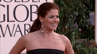 The Long List of Items Debra Messing's Allergic to Like Chicken, Dairy, Flowers