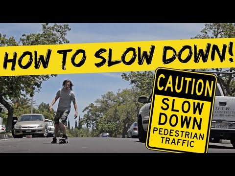 How to Slow Down | Skate School Ep 38