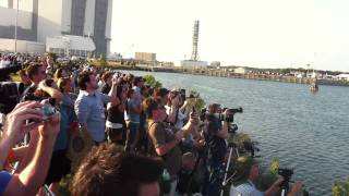 #NASATweetup Participants React to Launch