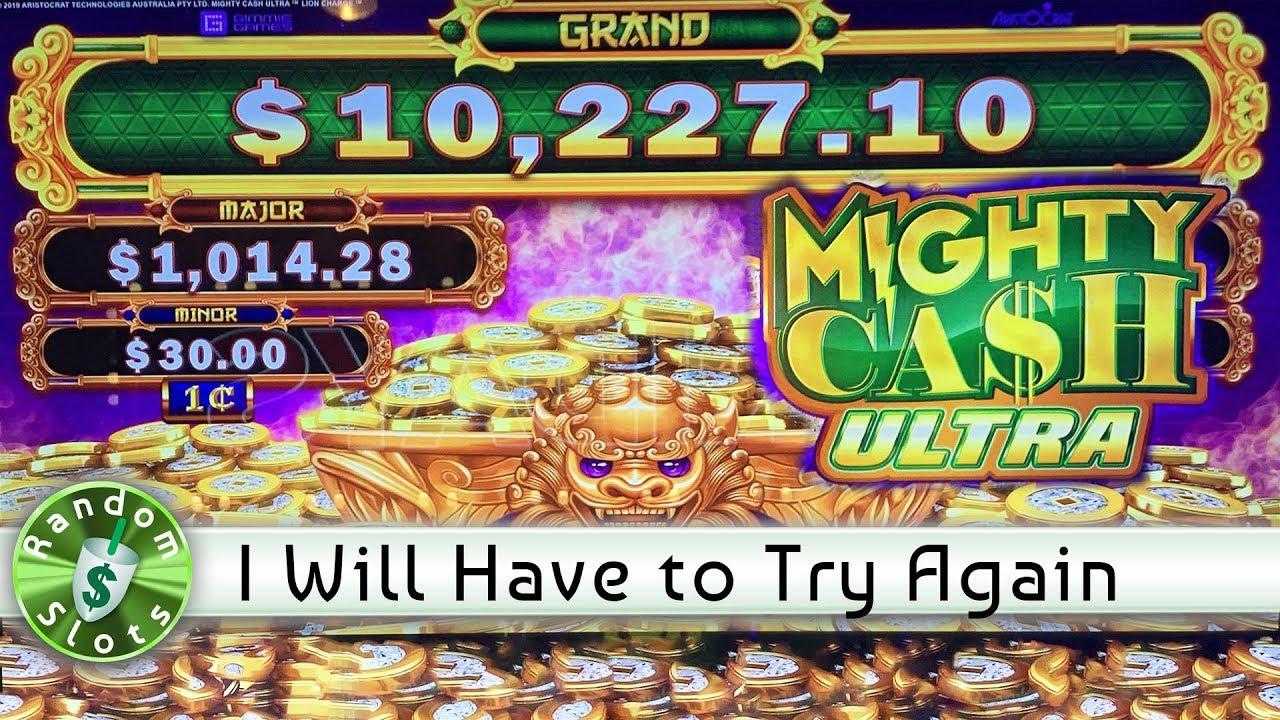 Mighty Cash Ultra Slot Machine