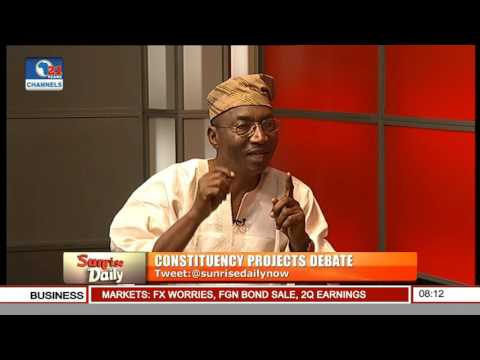 Constituency Project Is Unconstitutional - Legal Practitioner Pt 1