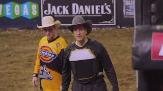 Hands-on learning as a rodeo bullfighter