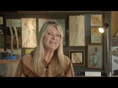 Voices of the San Juan Islands - Artist Yvonne