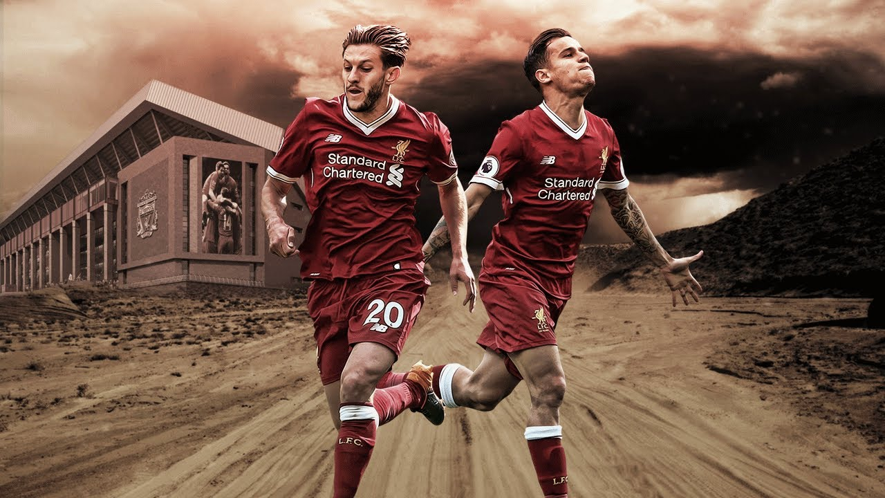 57f2feabf LIVERPOOL POSTER DESIGN - Photoshop Speed Art - YouTube