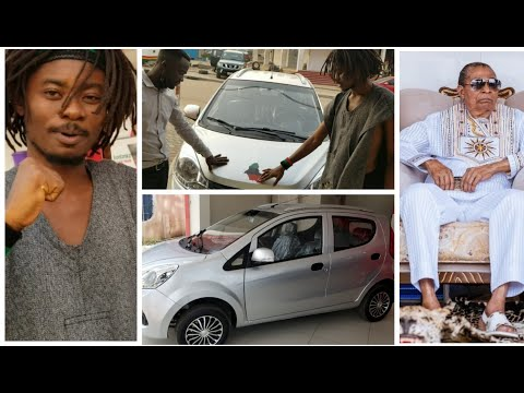 I will drive Kantanka Car till I die,27yrs Student from Legon reveals as he buys his Ghana Made car
