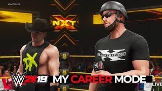WWE 2K19 My Career Mode - Ep 3 - INVADING NXT!!
