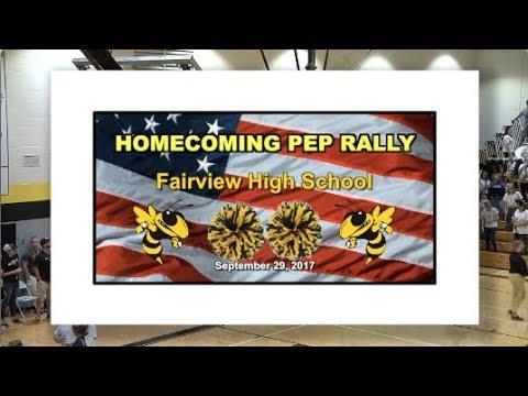 2017 9 29 EVENT FVHS Homecoming Pep Rally