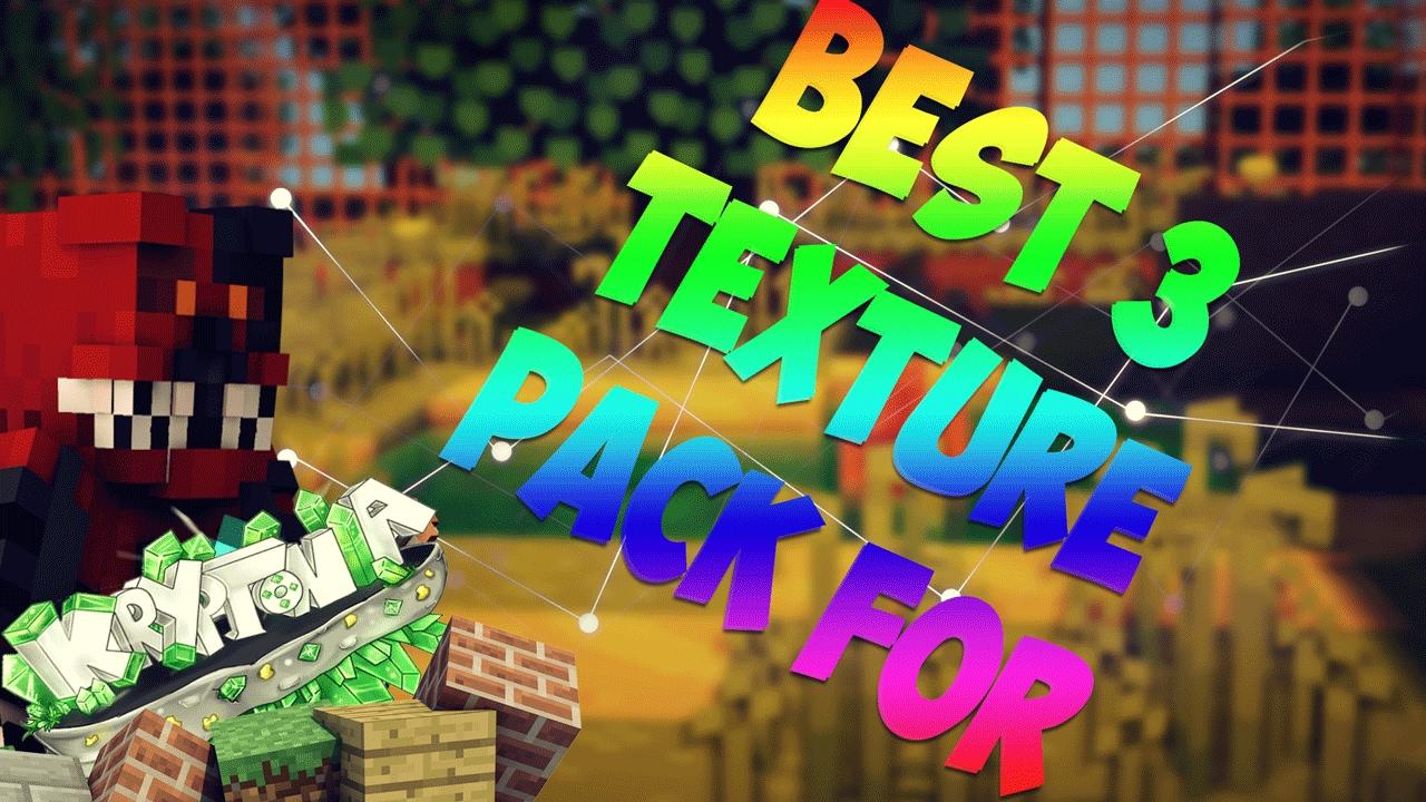 Les Best Texture Pack De Kryptonia Youtube