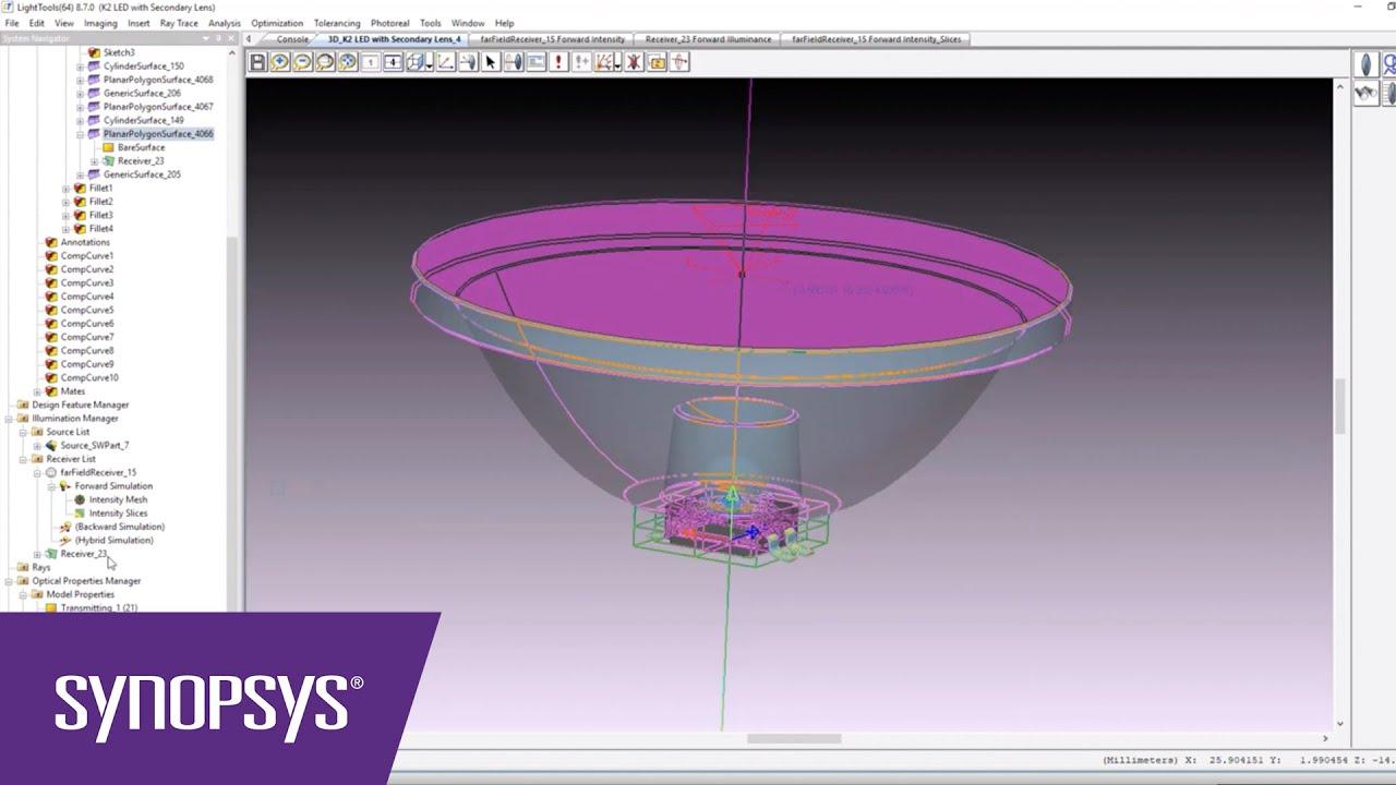 illumination design software