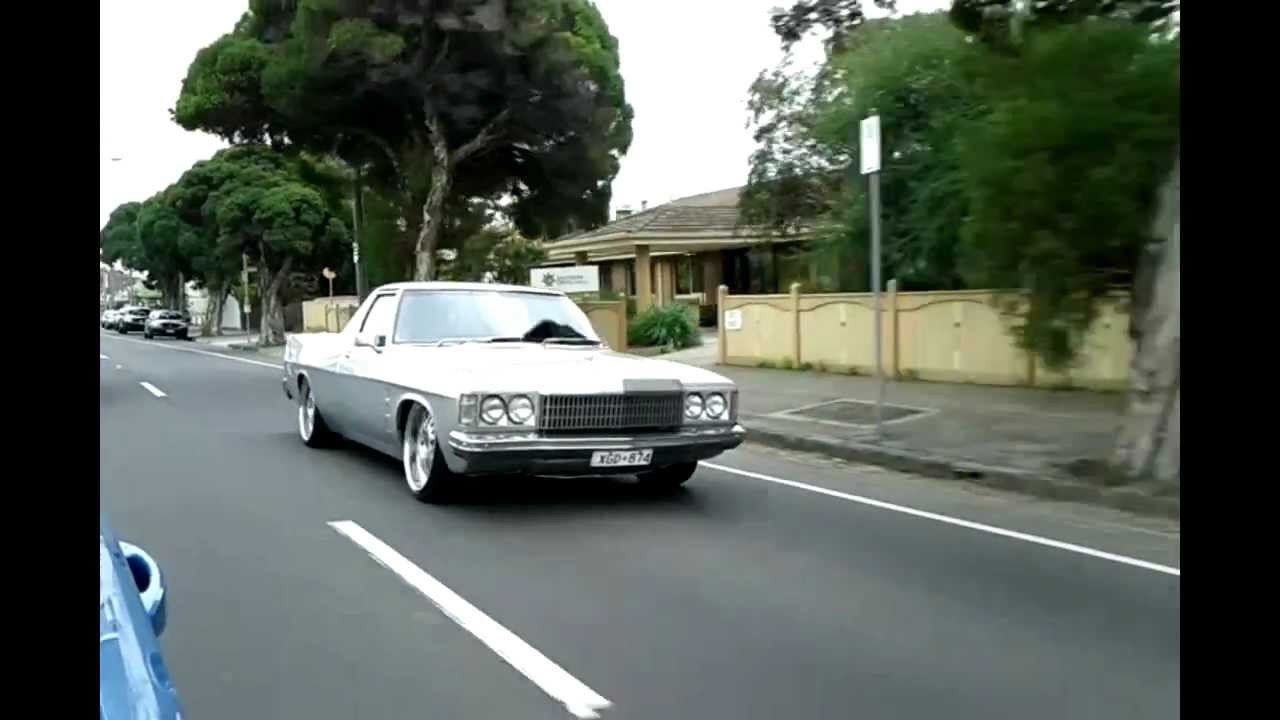 74 Holden Hq Ute For Sale Youtube
