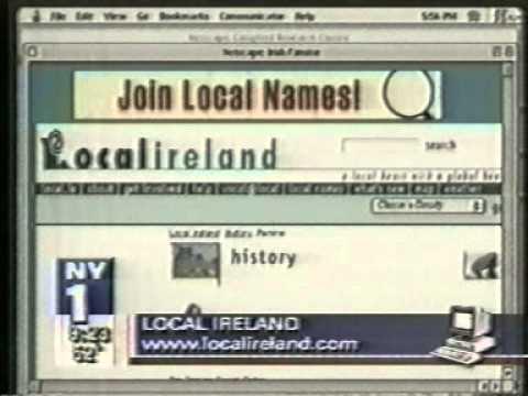 Local Ireland Media Campaign 1999