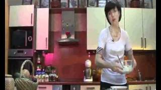 Рецепт Салат из кальмаров.wmv