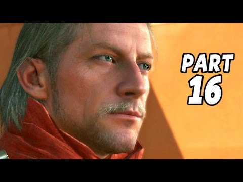 Let's Play Metal Gear Solid 5 Phantom Pain Gameplay German Deutsch #16 - Alles neu, alles besser !