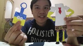 The SpongeBob Movie Sponge Out Of Water Jollibee Kids Meal 2 Toys 2015