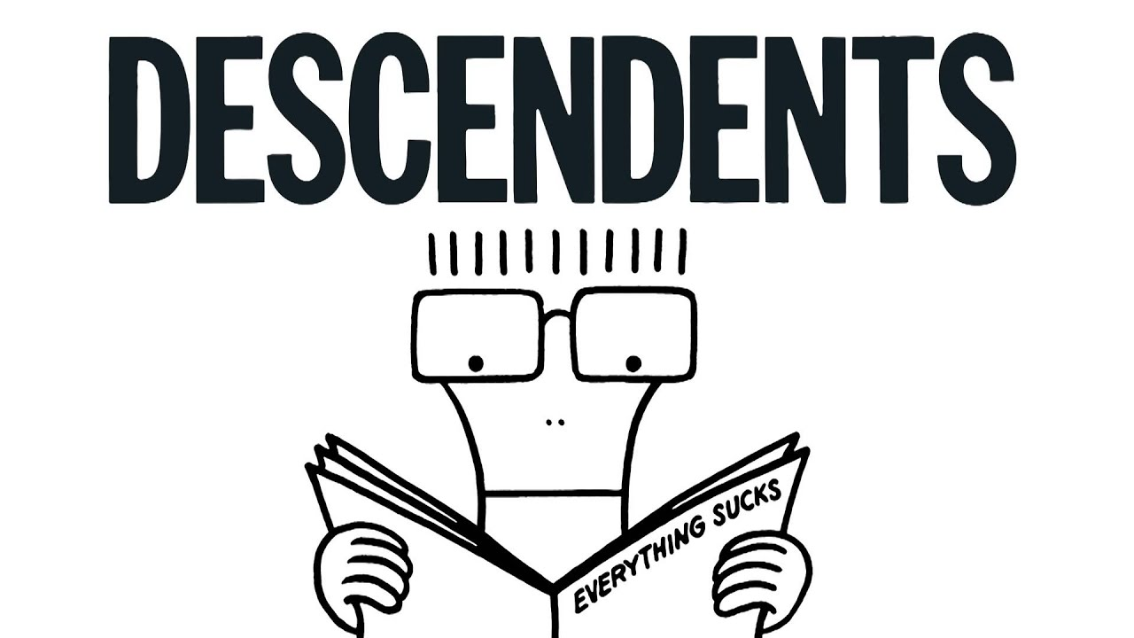 Descendents everything suck does not
