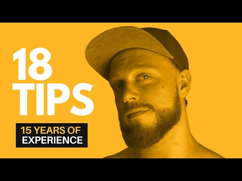 18 Things EVERY Designer Should Know! (15 Years Of Experience Taught Me)