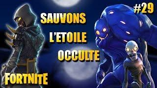 Fortnite rettet die Welt Lasst uns den Okkulten Stern retten! Mythische Ninja! #29