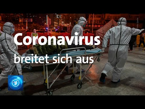 Coronavirus: Mehr Tote Und Infizierte In China