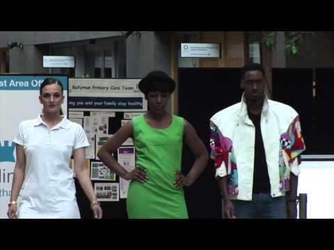 Nigerian Carnival Ireland 2015. Fashion Show Highlights