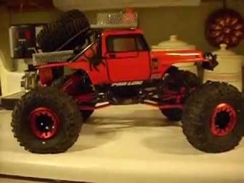 Venom Creeper Rc Rock Crawler Scale 2 2 The Scale Jeep